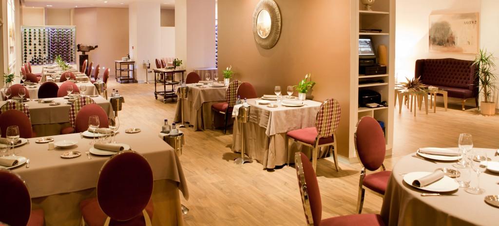 El 38 de Larumbe restaurante 1
