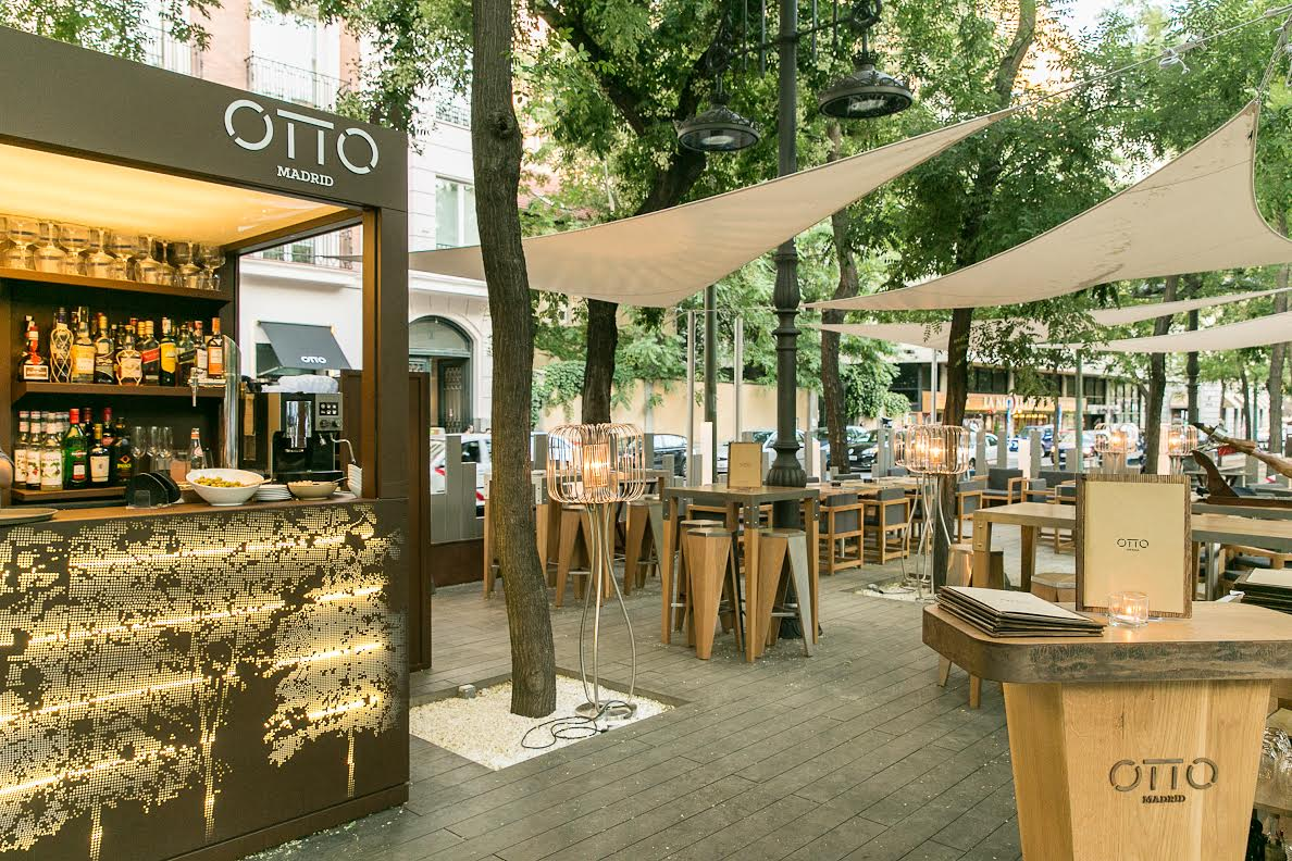 Las mejores terrazas de madrid chic and cheap madrid for Calle jardines madrid