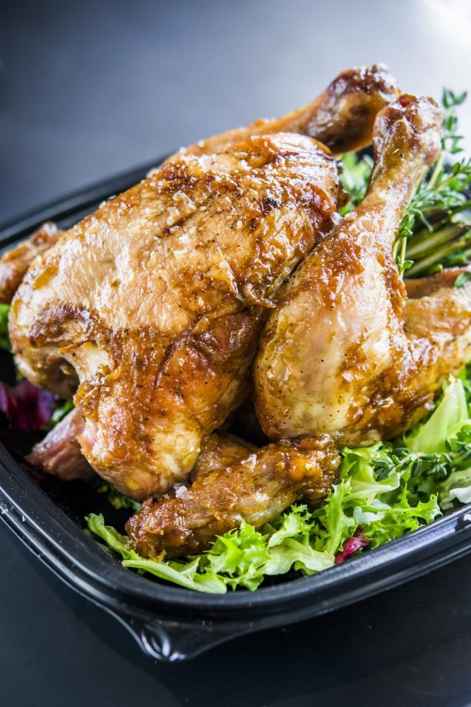 Pollo asado-El Pollo Gamberro