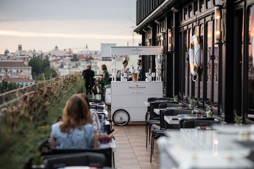 Las 30 Mejores Terrazas Madrid 2018 Chic And Cheap Madrid