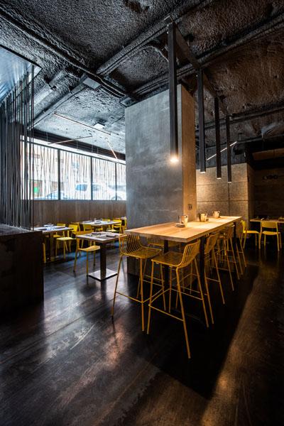 La Tajada, en Ramón de Santillán, es el bar con carta y menú de toda la vida y un toque de hoy