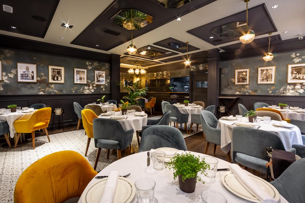 ¿Navidad 2019 / 2020 en Madrid? Barra y Mantel es uno de los mejores restaurantes y planes para Nochebuena, Nochevieja o tu comida o cena de empresa