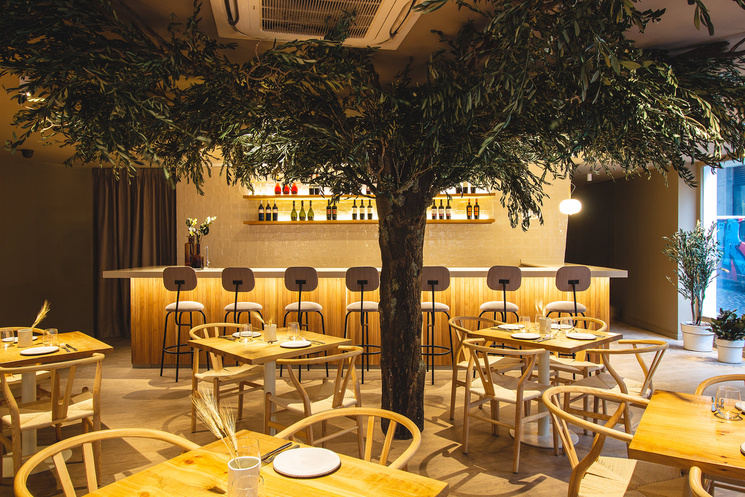 Lettera Trattoria Moderna es el nuevo restaurante italiano de Madrid, junto a la Gran Vía, con carta tradicional actualizada