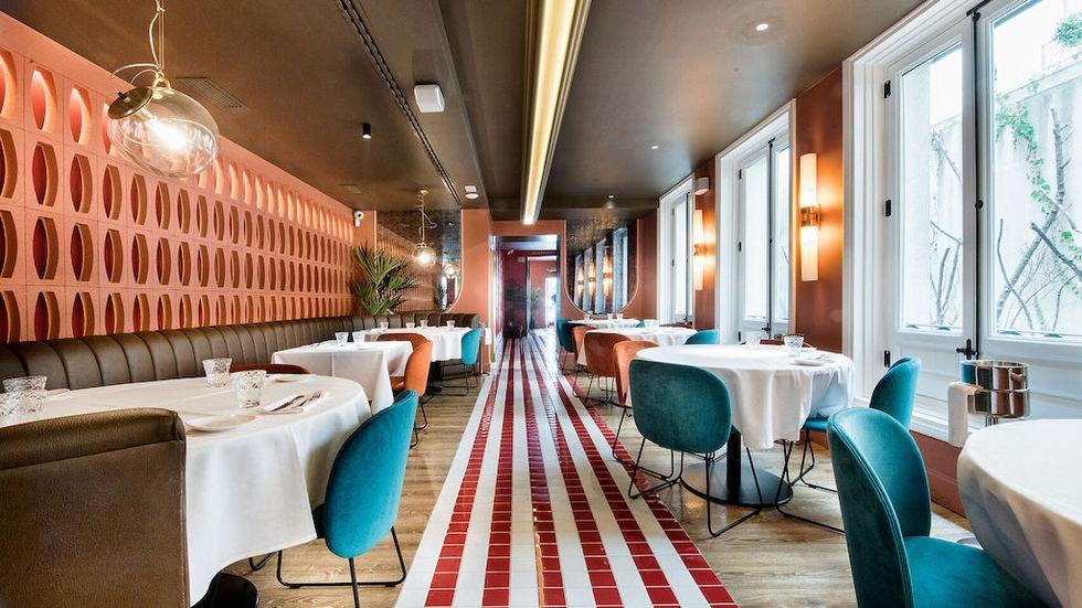 Noi, uno de los mejores restaurantes de moda en Madrid