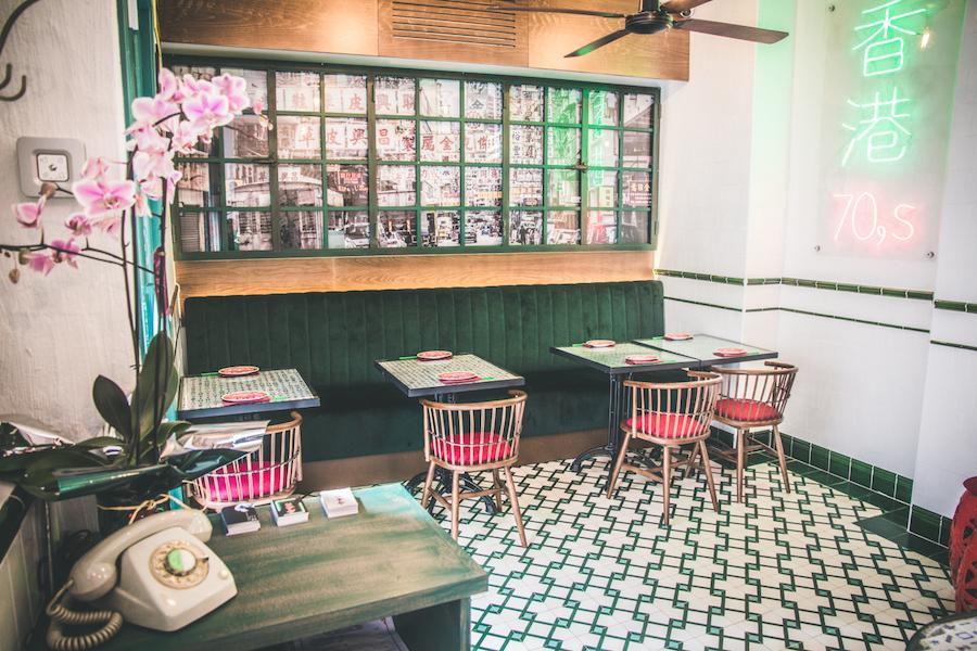 Imagen del restaurante chino Hong Kong 70 en Madrid
