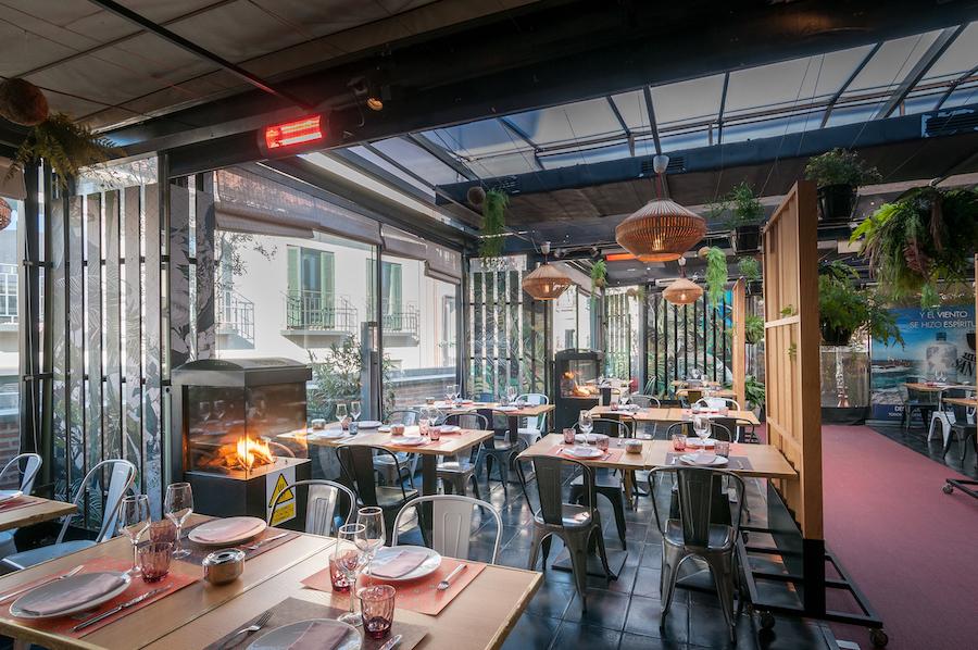 Imagen del restaurante La Cocina de San Antón en Madrid