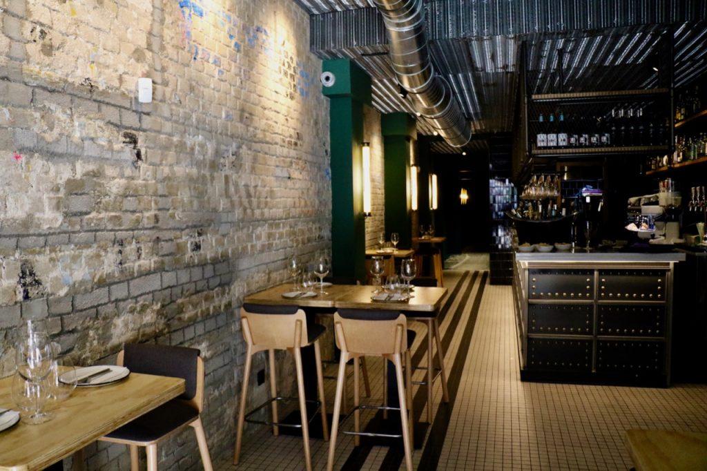 Imagen de la sala de Concepto X, uno de los nuevos restaurantes de moda con terraza en Madrid centro